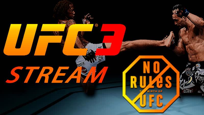 EA Sports UFC 3 ультимейт тим от Физрука