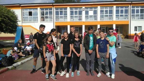 19 июня команда нашей школы участвовала во II региональном этапе летнего...
