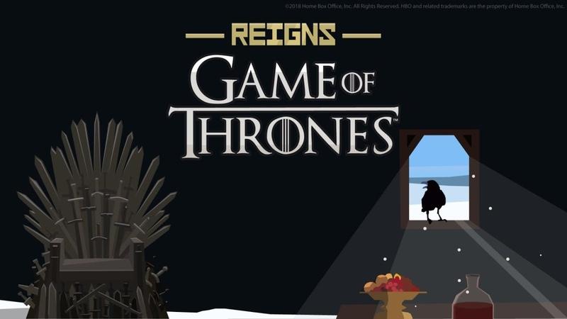 Reigns Game of Thrones ► ИГРА ПРЕСТОЛОВ В REIGNS
