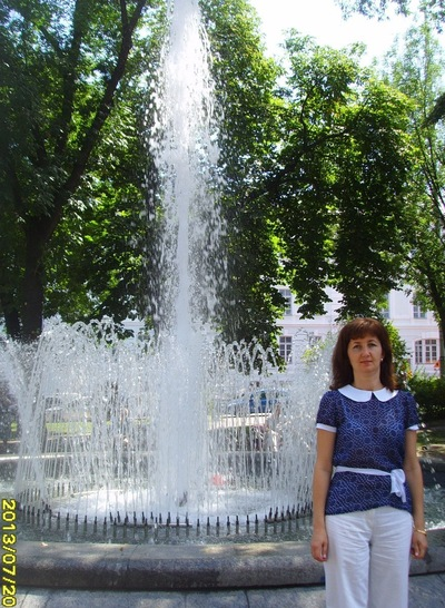 Оксана Кроковна, 3 июня 1973, Конотоп, id196813415