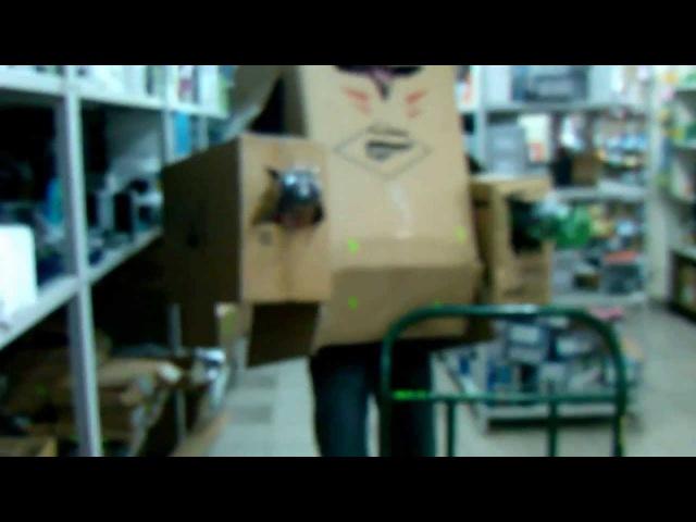 Робот-кладовщик Шикарно 2000