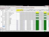 Описание Cadence Allegro. Constrain Manager - управление правилами и ограничениями.