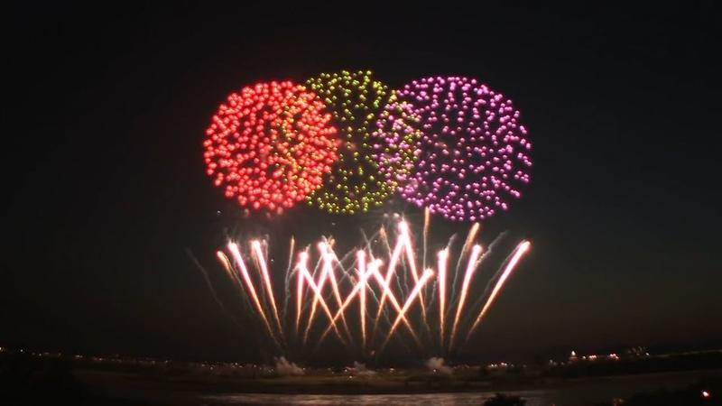 Музыкальный русский фейерверк на большой праздник в Самаре и Тольятти