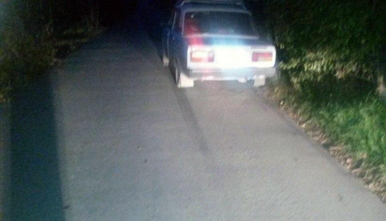 ДТП под Таганрогом: выбежавшая из-за кустов на дорогу 11-летняя девочка попала под машину