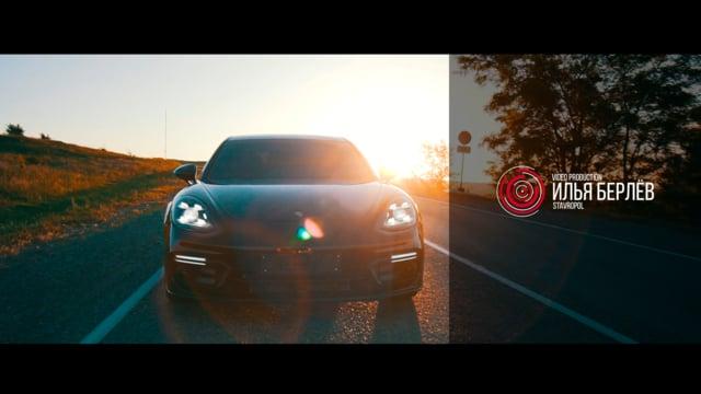 PORSCHE || Panamera Turbo S || Илья Берлёв ||