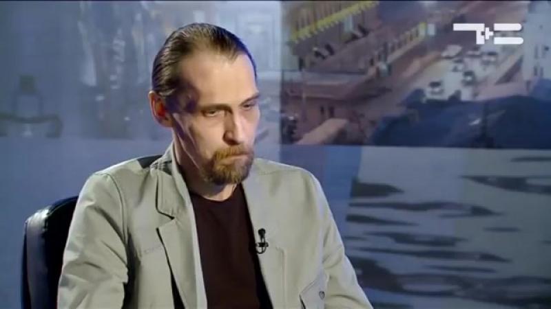 Объективный разговор, интервью с А.Шляковым, музыкантом и философом 2017г.