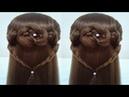 Peinados recogidos y sencillos faciles para cabello largo bonitos y rapidos con trenzas para niña