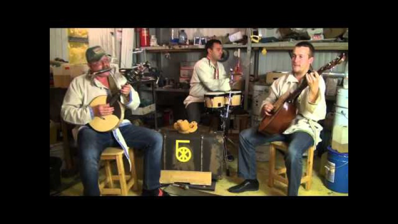 Жёлтый Бэнд - Бетон (концертик в гараже 2014)