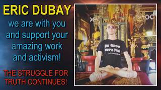 Eric Dubay Banned From YouTube AGAIN!