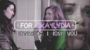 ■Allison Lydia | I loved I lost you (dedicated to OKAYLYDIA)