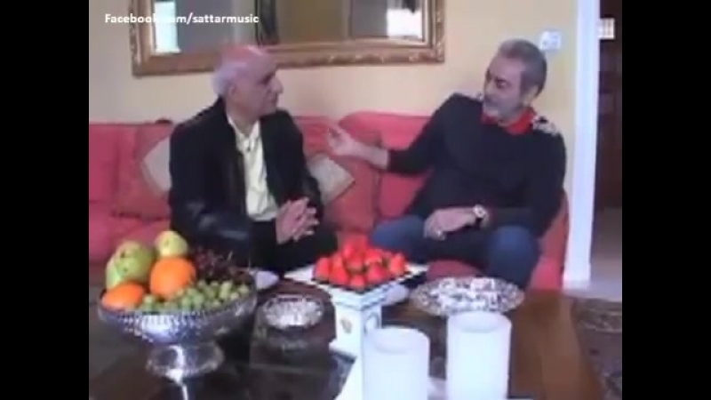 LUNCH WITH SATTAR I ОБЕД С САТТОРОМ