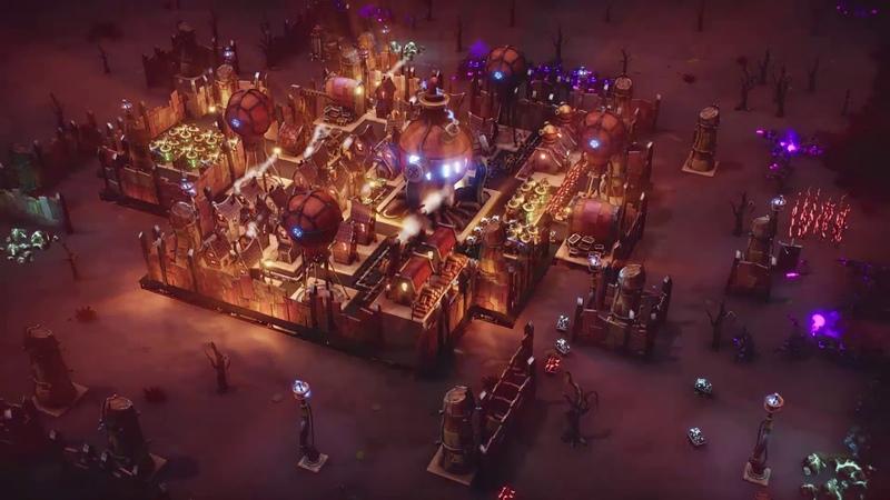Dream Engines: Nomad Cities трейлер