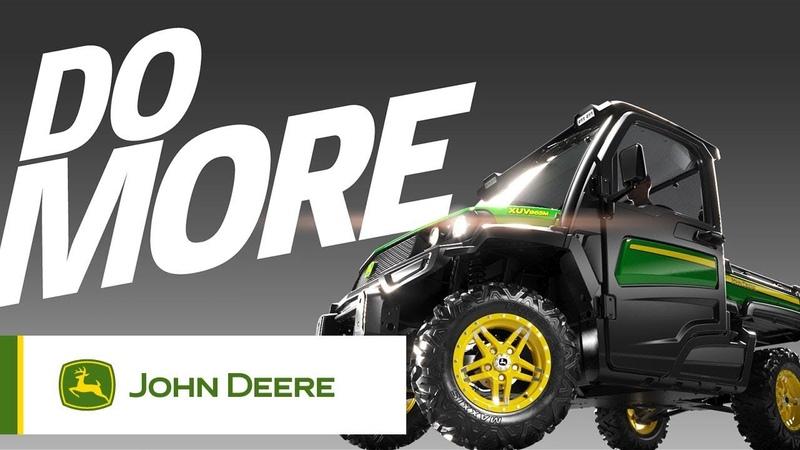 John Deere - Gator - On vous en offre toujours plus