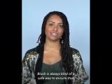 Kat Graham shares some of her beauty guilty pleasures via @blinkbeauty on IG