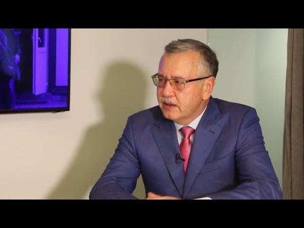 Анатолій Гриценко у програмі VIP Time на телеканалі Сфера-ТВ (11.10.2018)