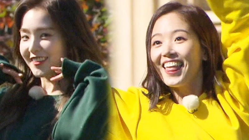 강한나, 아이린에 대적하는 '전매특허 댄스' 발동! 《Running Man》런닝맨 EP427