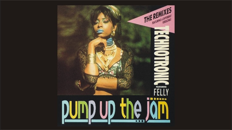 Pump Up The Jam THE REMIXES - Technotronic (1992) Full Album