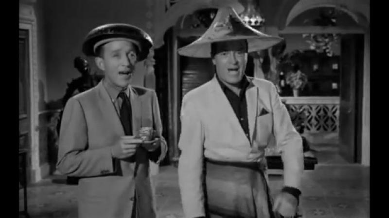 Bing Crosby Bob Hope Road to Hong Kong