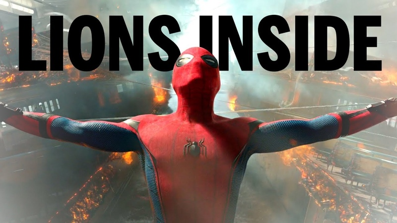 MARVEL || Lions Inside (collab w djcprod)