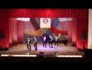 Танцевальный коллектив Версаль танец В швейной мастерской