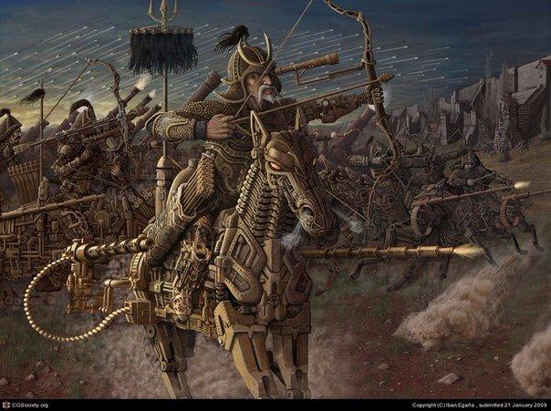Великий хан Хубилай оказался великим загрязнителем окружающей среды