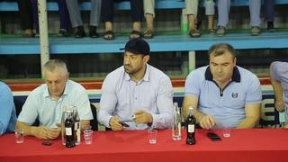 GORETS1. Профессиональный турнир по ММА памяти Мусаила Алаудинова.