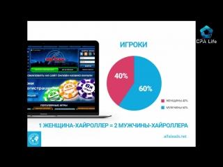 CPA Life 2018. Антон Муравьев (Alfaleads). Gambling трафик, рабочие кейсы