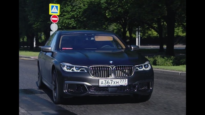 DT Test Drive — BMW M760Li vs Audi S8 Plus vs Mercedes S63 AMG