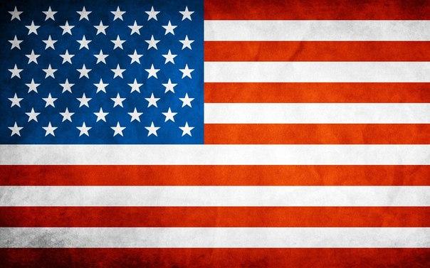 ФЛАГ США - обои, фото, картинки матрас со звездами, американский флажок на рабочий стол.