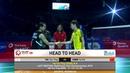 Final TAI Tzu Ying vs CHEN YuFei Badminton Indonesia Open 2018