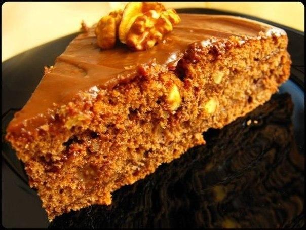 Торт шоколадный без выпечки рецепт с фото