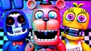 Five Nights at Freddy's Song FNAF Withered SFM 4K TIFWhitney Remix