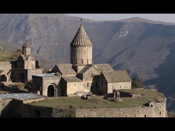 Հայաստանի առեղծվածները. Տաթևի ճոճվող սյա139