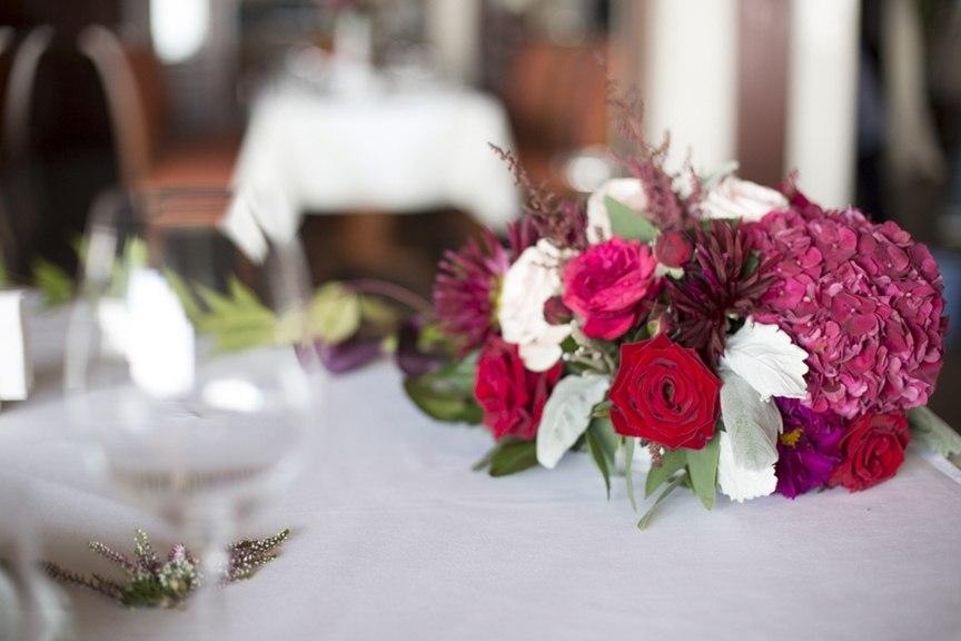 2Ymude 8KOc - Винная тематика в цветочном оформлении свадьбы