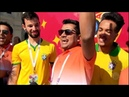 Seleção Brasileira viaja para Rostov para estreia contra Suíça