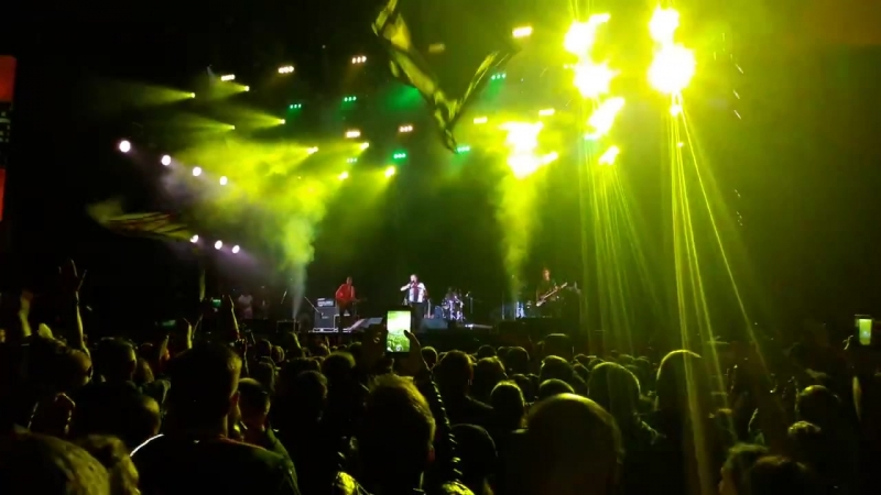 Воплі Відоплясова - Весна (Live на фестивалі Файне Місто 2018)