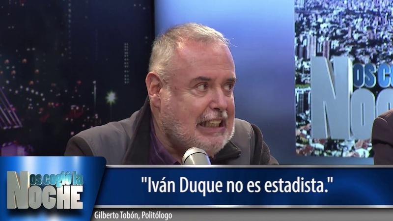 Iván Duque no es estadista - Gilberto Tobón