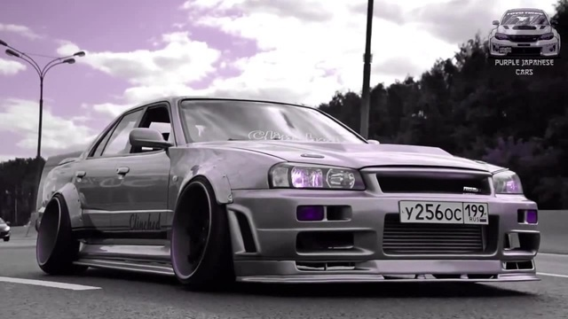 Nissan GT-R R-34 | Soul - Lox Chatterbox