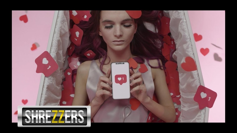 SHREZZERS - E.M.O.J.I.Q.U.E.E.N. (feat. Jared Dines TWild) - снято в Муви Холл.