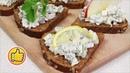 Вкусная Намазка на Хлеб Appetizer