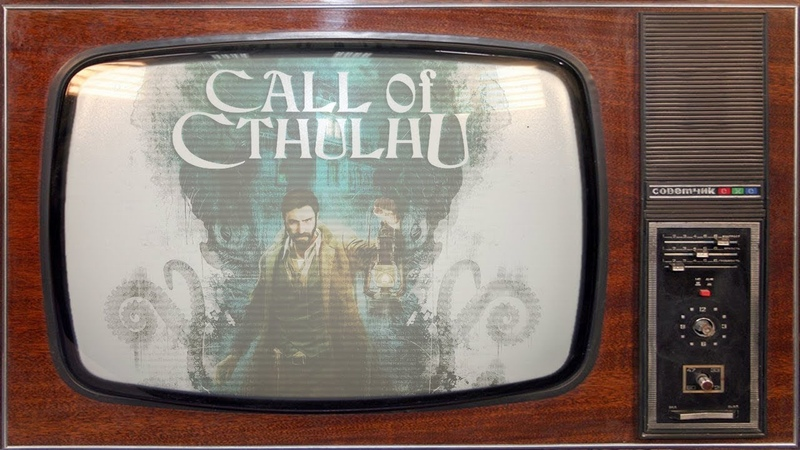 Adviser.exe (Выпуск 25) - Обзор игры Call of Cthulhu
