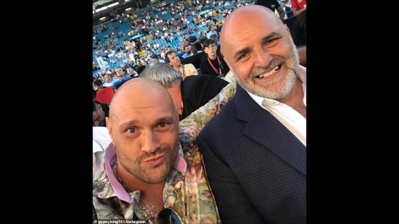 Tyson Furys Dad Refused US Visa For Wilder vs Fury Fight. Massive Blow to Fury