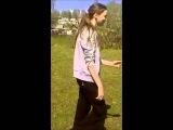 Модельная походка а-ля