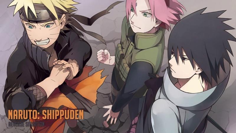 Naruto Shippuden OST I - Reverse Situation