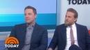 Ben Affleck, Charlie Hunnam Talk Netflix Film 'Triple Frontier'   TODAY