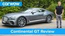 Bentley Continental GT 2019 in-depth review | Mat Watson Reviews