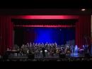 Orchestra del Conservatorio, Musica Viva Cagliari choir Signs of Life rock band – Suite Atom Heart Mother 2018