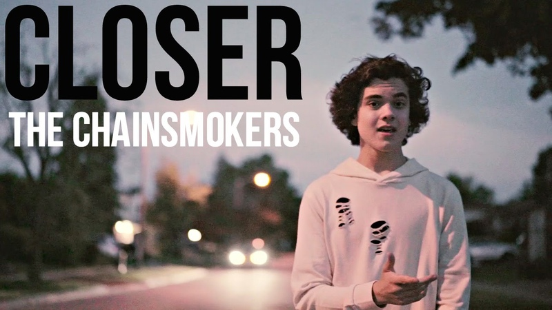 Closer - The Chainsmokers ft. Halsey (Cover by Alexander Stewart)