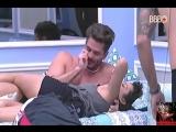 01-03-2017 - Parte 30 - Emilly e Marcos namoram e conversam com Ilmar no quarto azul - Parte 5