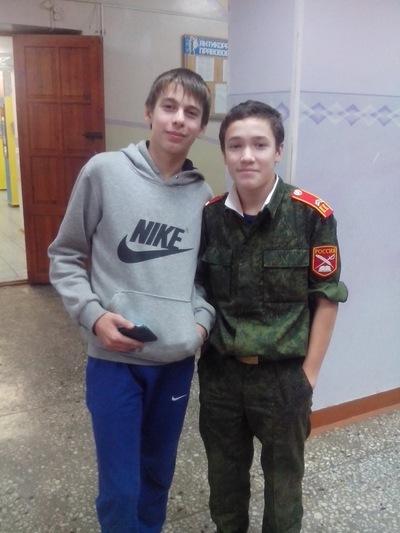 Салават Галимов, 21 октября , Нижнекамск, id187670615